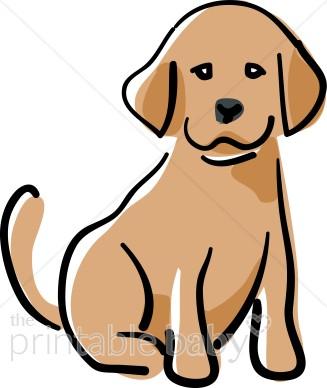 327x388 Happy Puppy Clipart Pet
