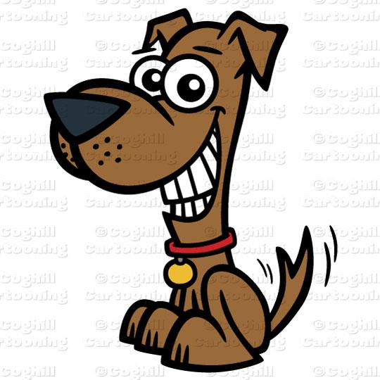540x540 Puppy Dog Stock Illustration Cartoon Clipart