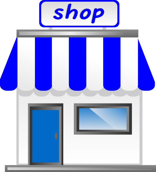 540x597 Collection Of Shop Clipart Free High Quality, Free Cliparts