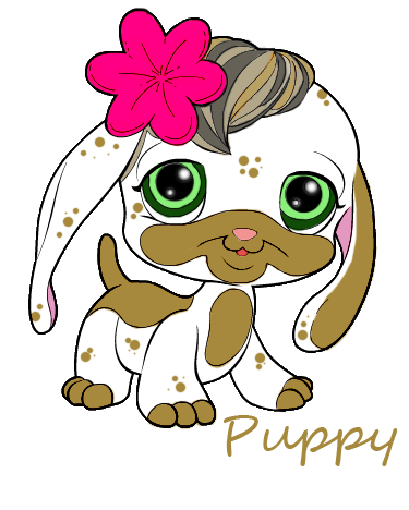 375x468 Littlest Pet Shop Puppy By Rayayakuza