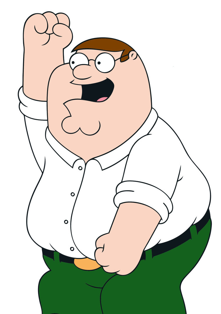 751x1064 Peter Griffin (Family Guy) 7 By Frasier And Niles