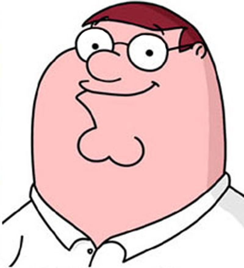800x880 Peter Griffin Family Guy Info