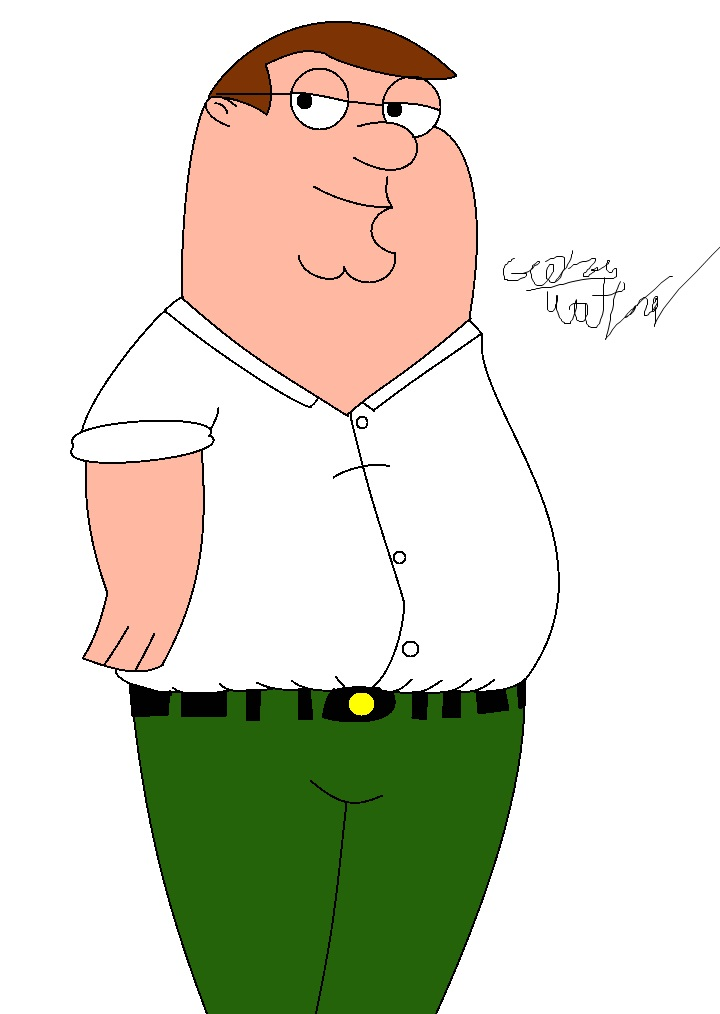 720x1014 Peter Griffin By Yarkov