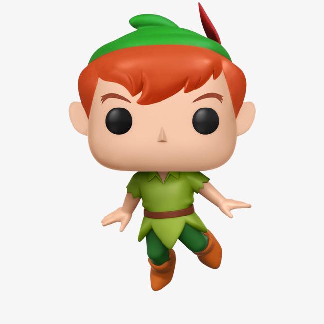 650x651 3d Peter Pan Cartoon Image, Peter Pan, Peter, Pan Png Image