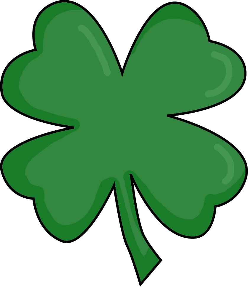 842x971 High Tech Images Of 4 Leaf Clovers Free Clover