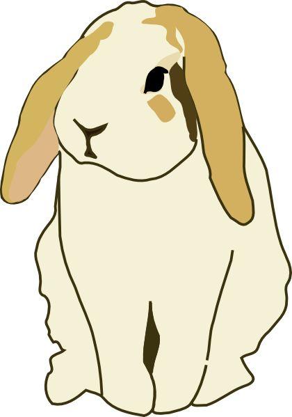 420x599 Peter Rabbit Clipart