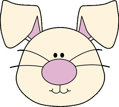 400x360 Rabbit Face Clipart 101 Clip Art