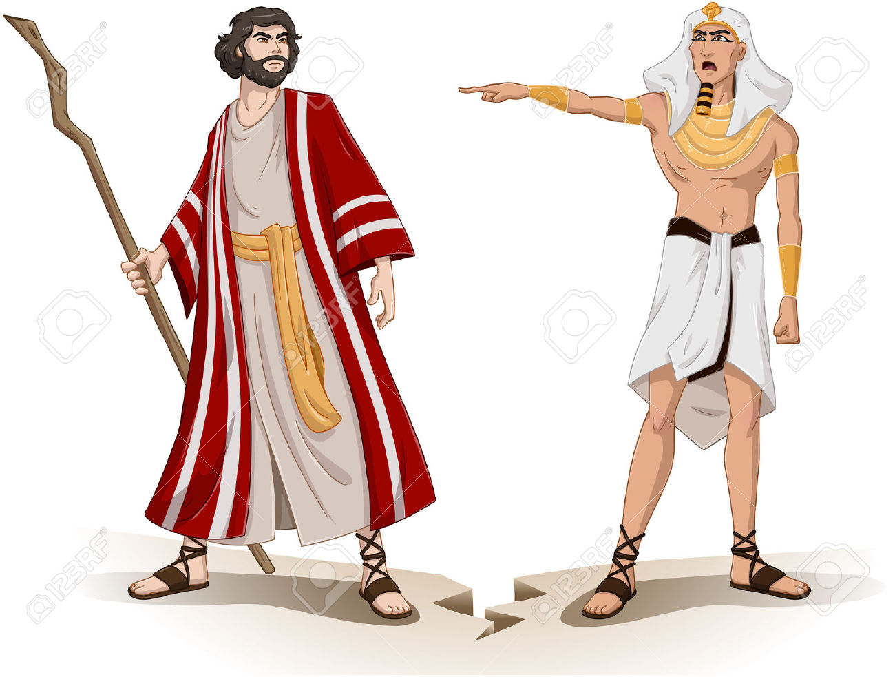 1300x983 Egyptian Clipart Pharaoh Moses