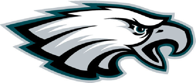 Philadelphia Eagles Logo Sports Nfl Football T Shirt Iron On Transfer Decal Sfpe3