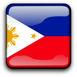256x256 Philippines Flags Clip Art Download
