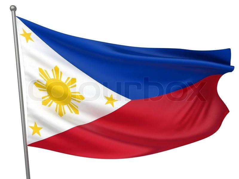 800x600 Philippines National Flag Stock Photo Colourbox