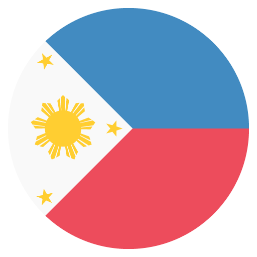 512x512 The Philippines Flag Vector Emoji Icon Free Download Vector