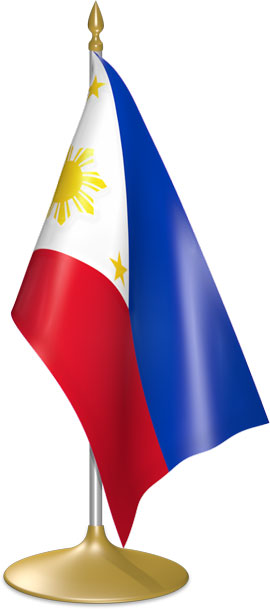 270x609 Flag Icons Of Philippines 3d Flags