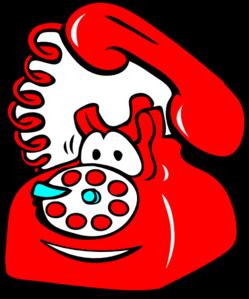 249x299 Fun Telephone Clip Art