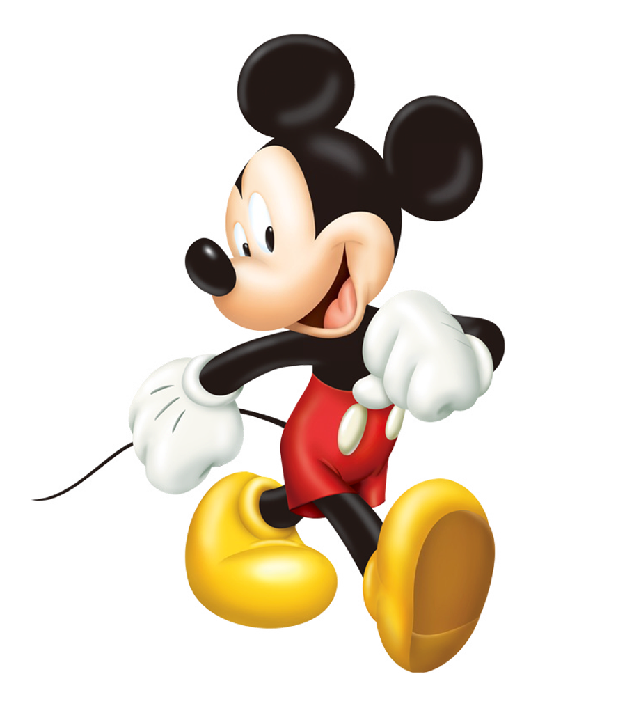 888x1024 Mickey Mouse Png Images Free Download