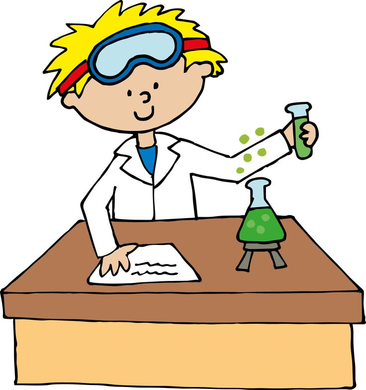 Physical Science Clipart