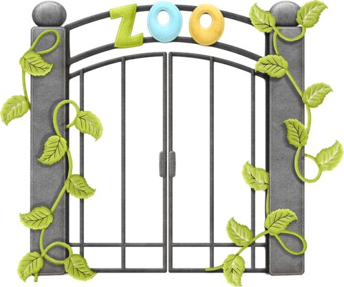 500x417 Fence Clipart Zoo Free Collection Download And Share Fence