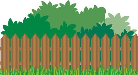 474x257 Clip Art Fence Clipart Best, Garden Background Clip Art