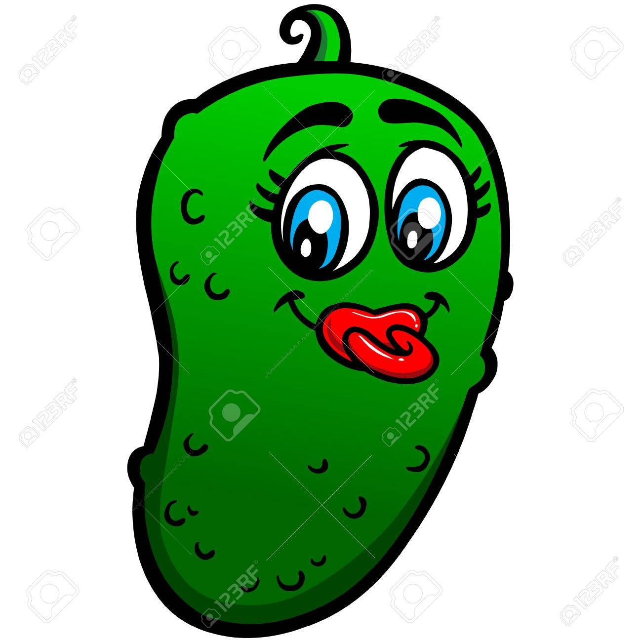 1300x1300 Pickle Clipart Pepino