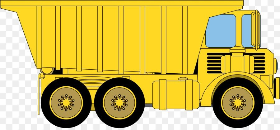 900x420 Pickup Truck Dump Truck Clip Art
