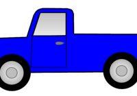 200x140 Truck Clipart Summer Clipart
