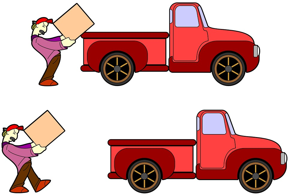 960x653 Truck Front Cliparts