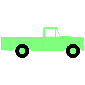 300x300 Pickup Truck Clipart, Cliparts Of Pickup Truck Free Download (Wmf