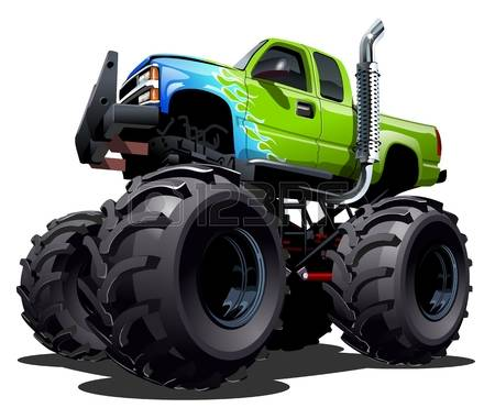 450x371 Top Monster Truck Clip Art Clipart Blog 3