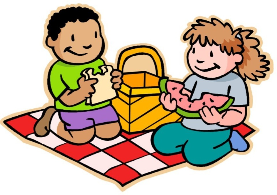 960x676 Picnic Clipart Night Time Activity