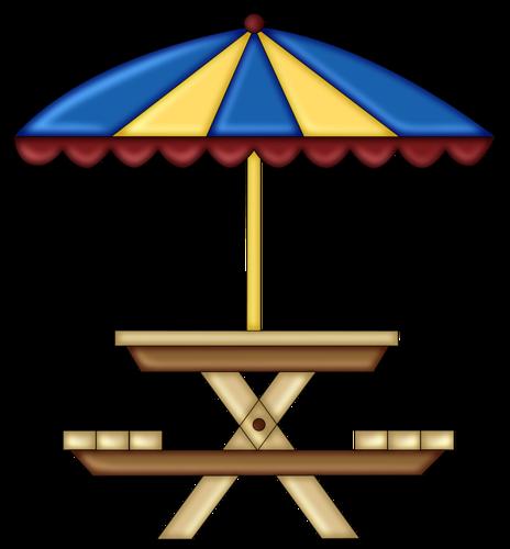 464x500 Picnic Table Clipart Free Download Clip Art