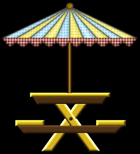 457x500 Picnic Table.png Clipart Picnics, Clip Art