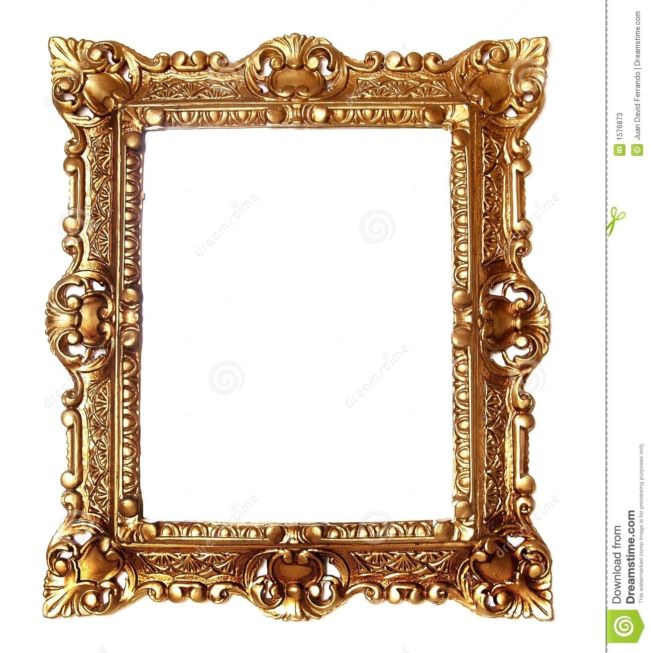1296x1300 Antique Frame Clipart Gold Clipart Panda
