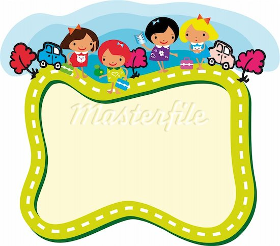550x483 Border Designs For School Projects Free Download Clip Art Clipart