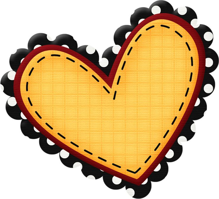 Picture Of Heart Clipart