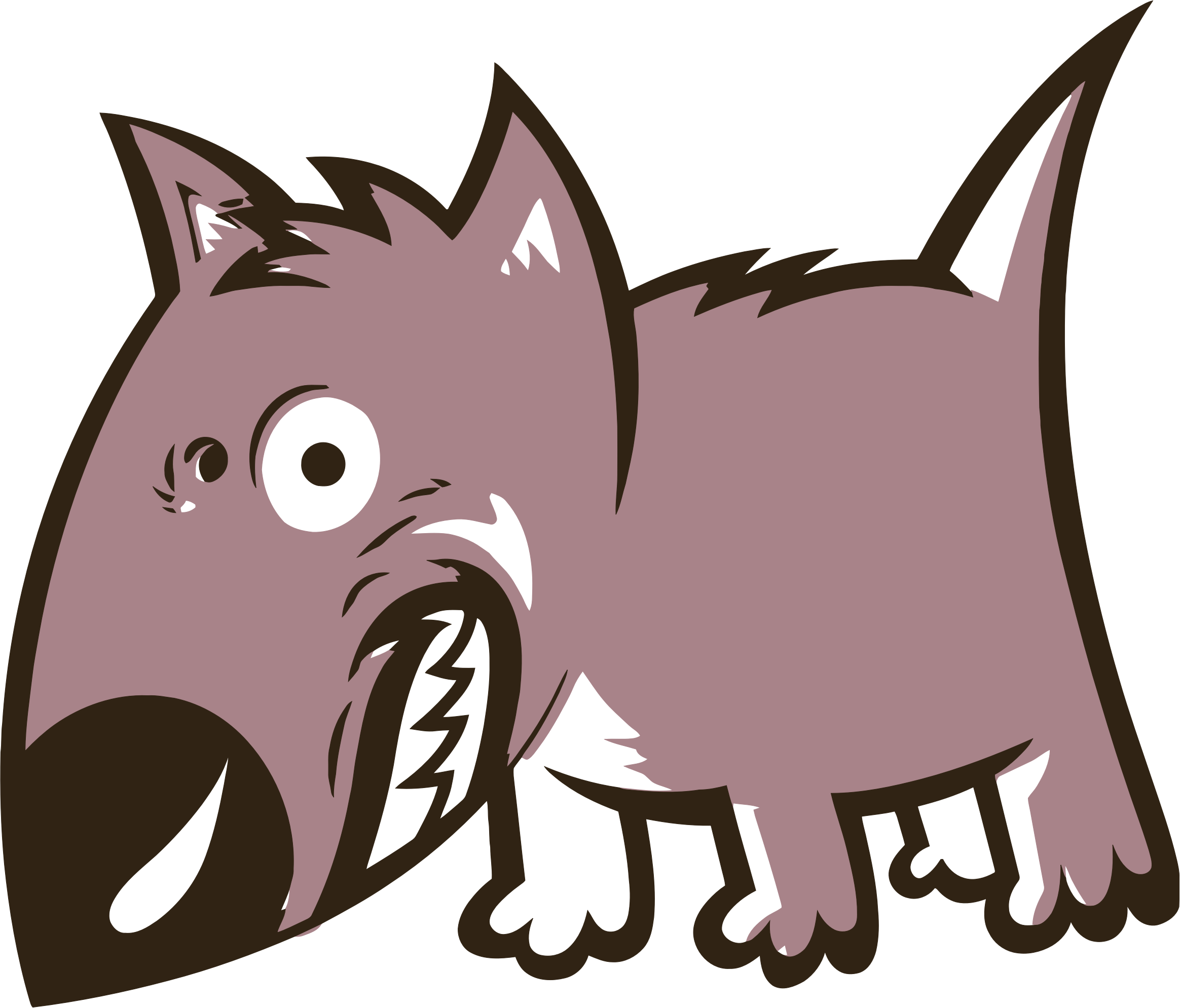 2328x1989 Angry Dog Clipart, Explore Pictures