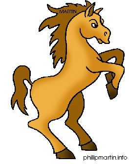 Pictures Of Horses Clipart