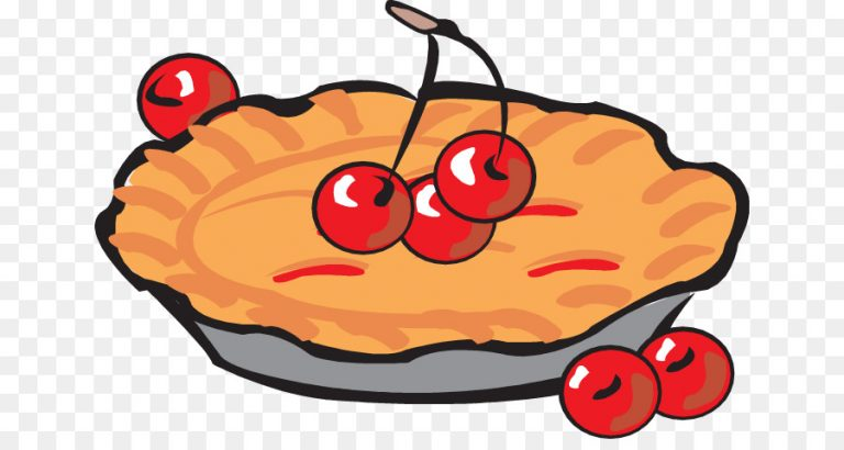 768x410 Cherry Pie Clipart Cherry Pie Apple Pie Tart Clip Art Pie Throwing