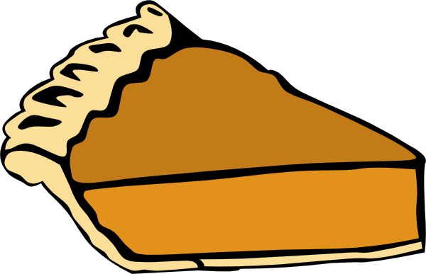600x387 Pie Clipart Pumpkin Pie Clip Art