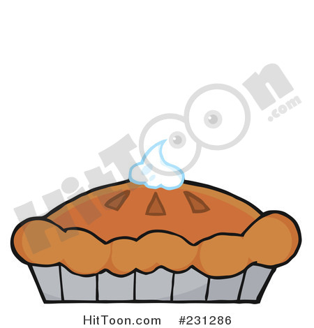 450x470 Cartoon Pumpkin Pie Clipart