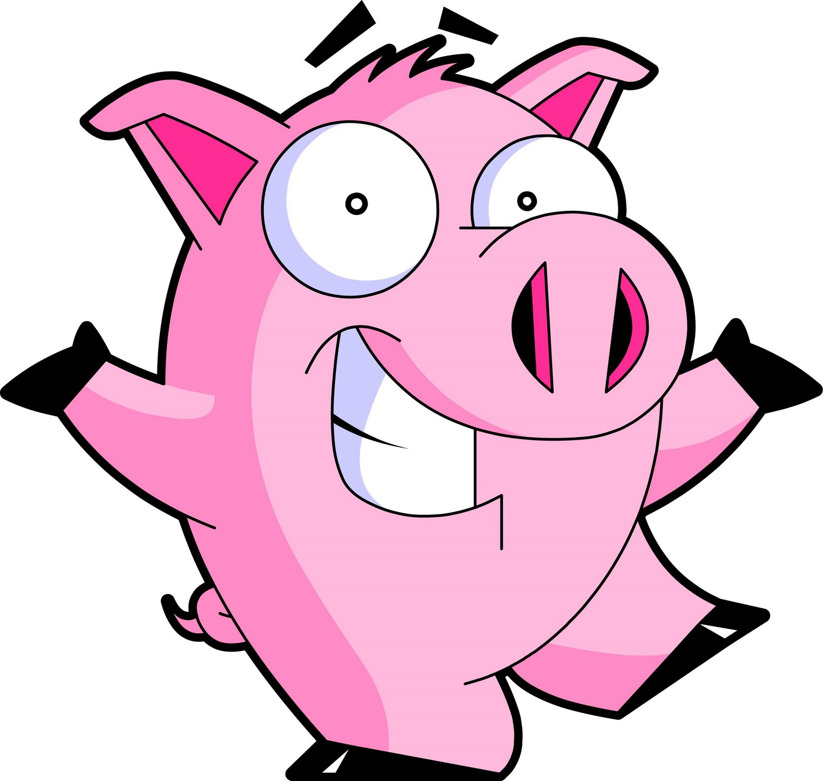 1600x1519 Fat Baby Pig Clipart