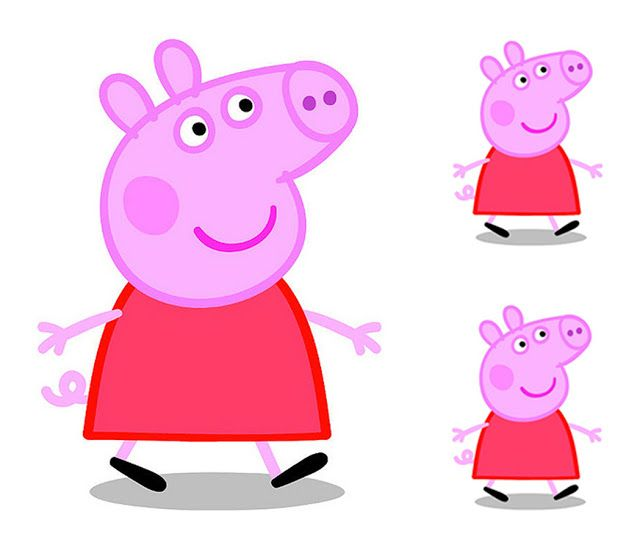 Pig Clipart Free
