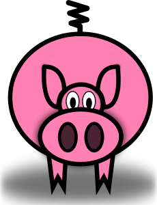 230x300 Free Pig Clipart Png, P G Icons