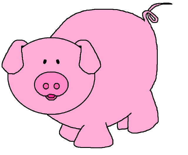 640x527 The Top 5 Best Blogs On Smiling Pig Clipart