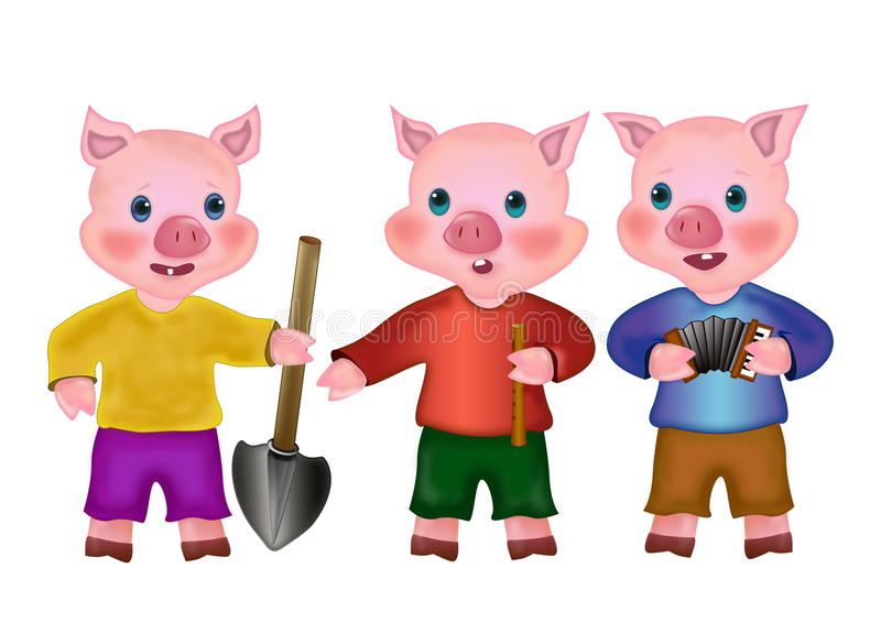 800x566 Three Little Pigs Clipart Free Amp Three Little Pigs Clip Art Free