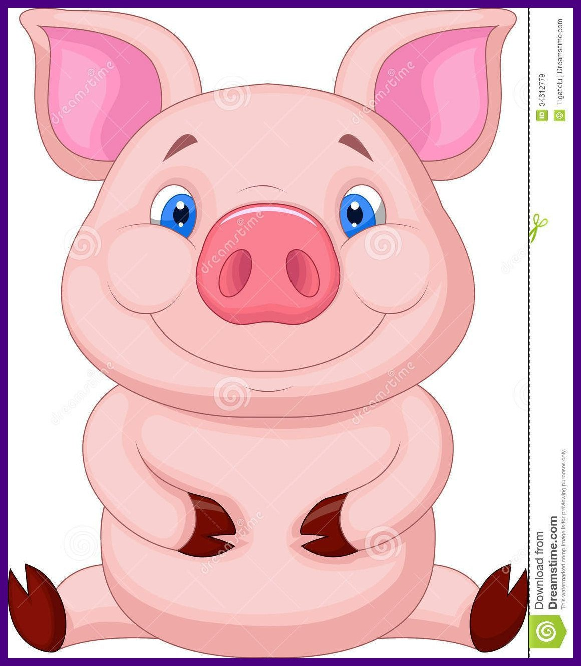 1160x1330 Best Cute Piglet Cartoon Pig Theme Picture For Piggy Styles