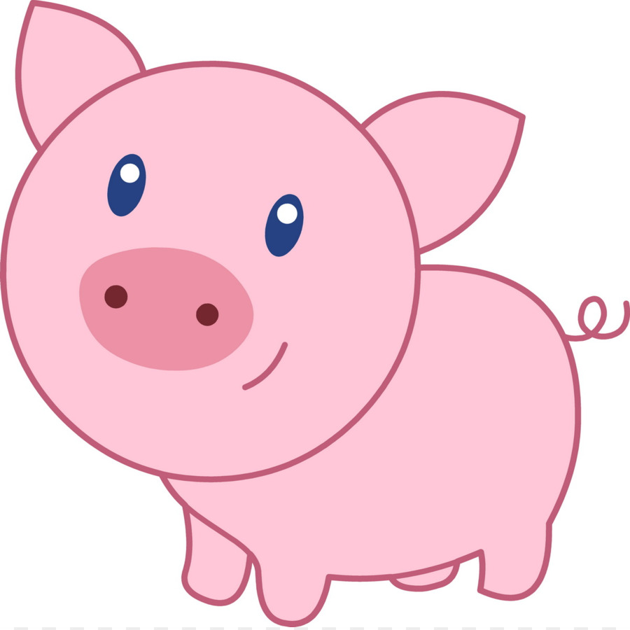 900x900 Piglet Winnie The Pooh Domestic Pig Cartoon Clip Art
