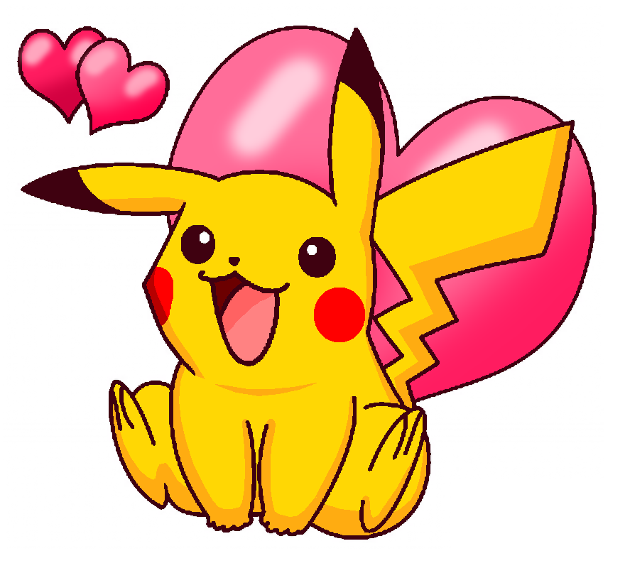 880x800 Pikachu Have Heart By Cuddlesnam