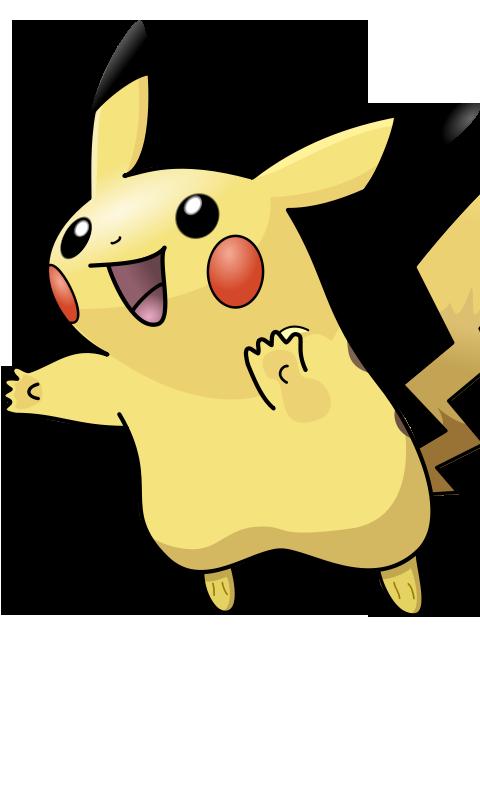480x800 Pikachu Transparent Transparent Png Pictures