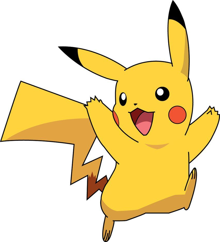 853x936 Pikachu With Scruffy Hair