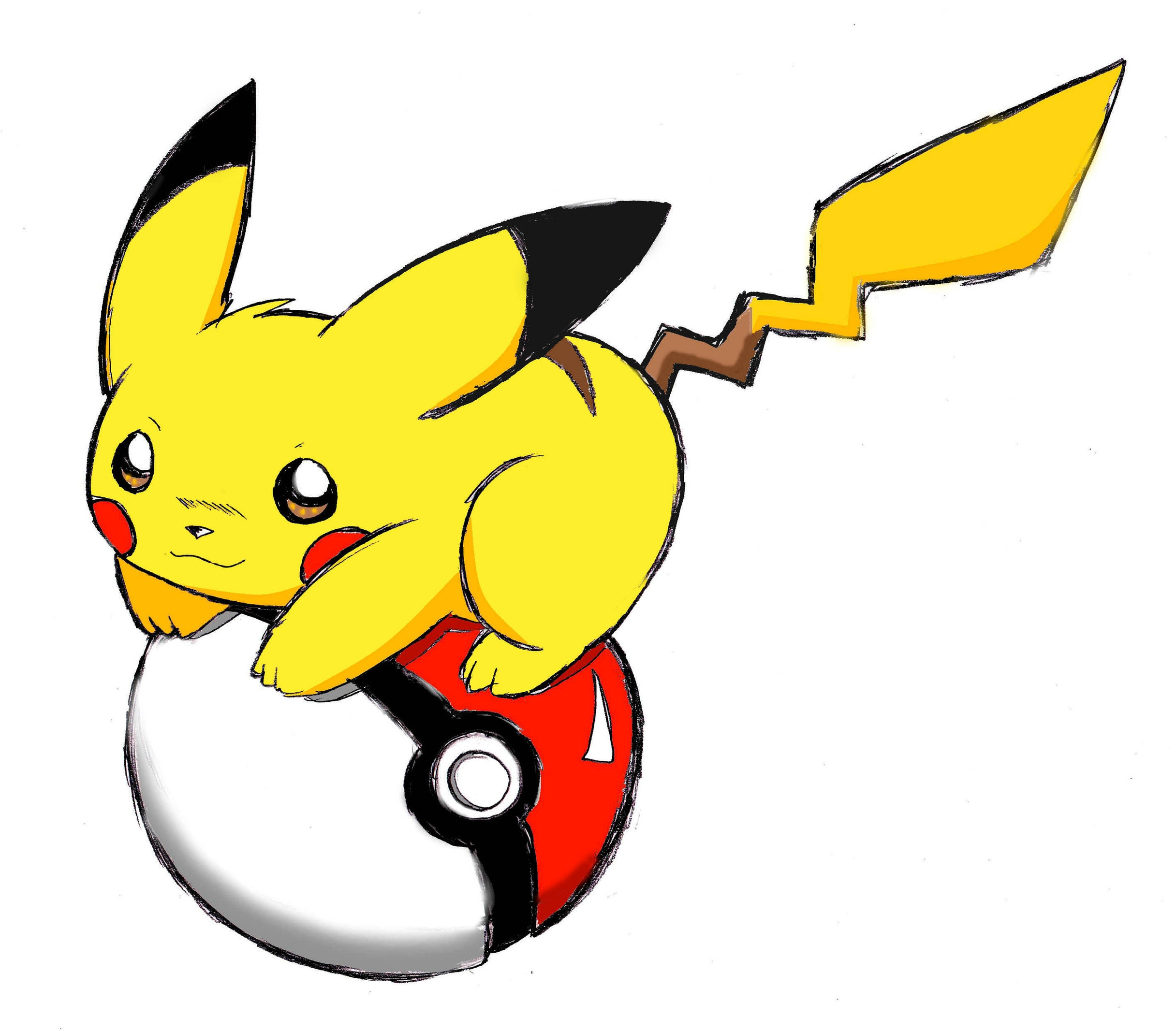 2432x2133 Awesome Pikachu Clipart Collection
